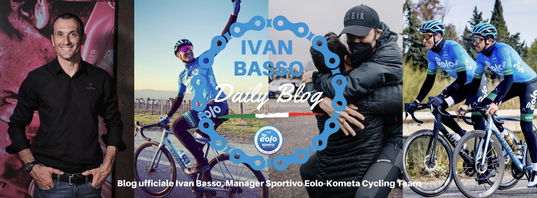 Ivan Basso Daily Blog