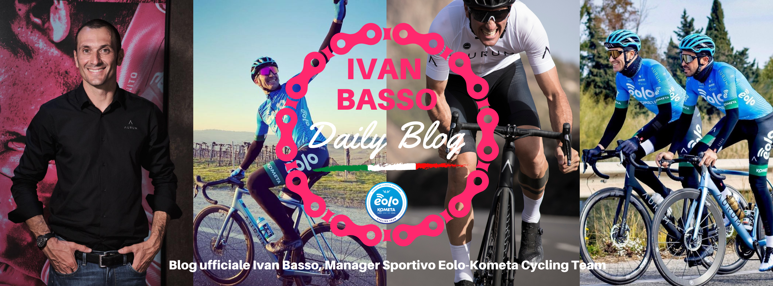 Ivan Basso Daily Blog
