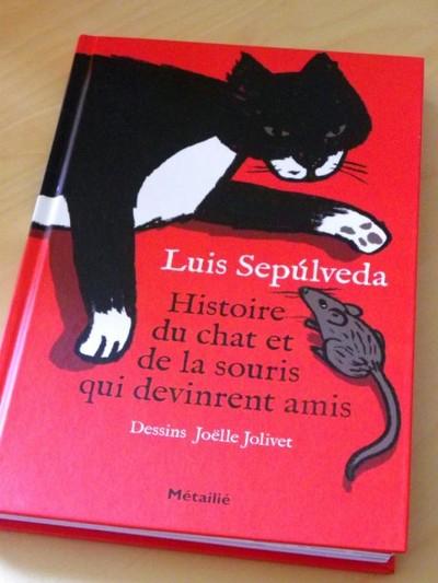 Histoire du chat et de la souris qui devinrent amis de - Bruit qui attire les chats ...