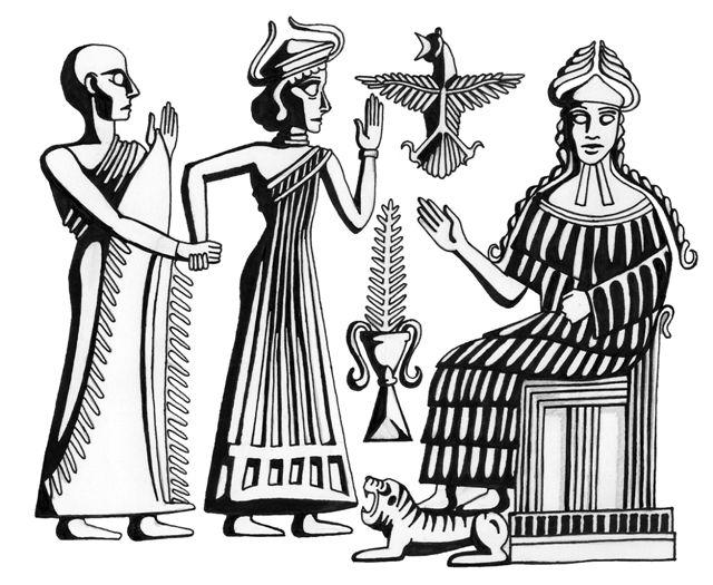 Inanna-worshipper.JPG