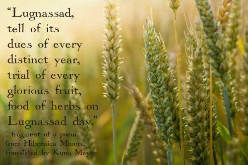 Gasten pas lo blat de la semença. (Ne gâtons pas le blé de la semence)