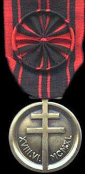 Le Marsouin 93 (1946) médaille de la résistance le 29 novembre 1946.jpg