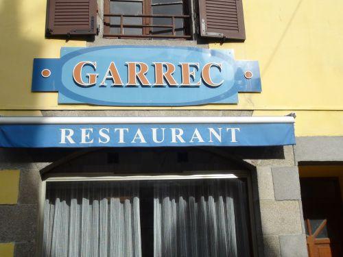 Garrec ( restaurant )27.02.2014
