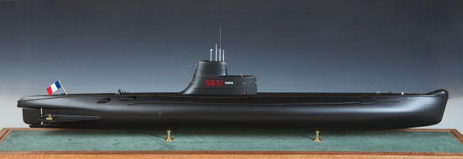 Un 1200 le Narval 1954 par Dominique Bozer ( copyright ) 09.12.2016