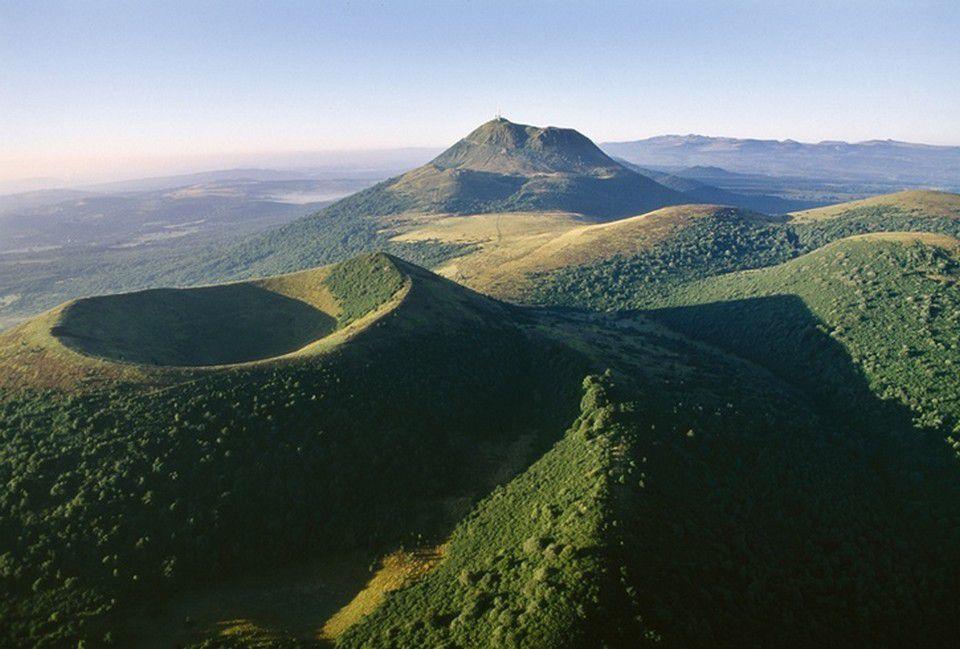 A la découverte des volcans d'Auvergne