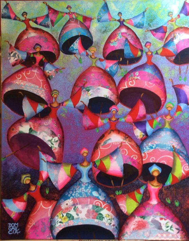 """""""Chute libre """" 100x80  cm - collages, empattement et huile sur toile de lin. 950?"""