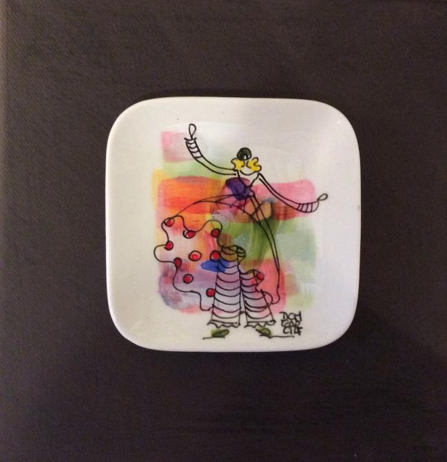 Tableaux en porcelaine