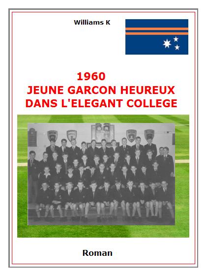 Roman gratuit au format ebook : 1960 jeune garcon heureux dans l'elegant college