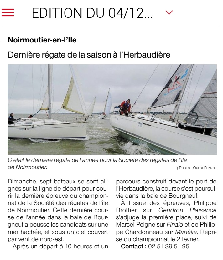 Ouest france 4122019