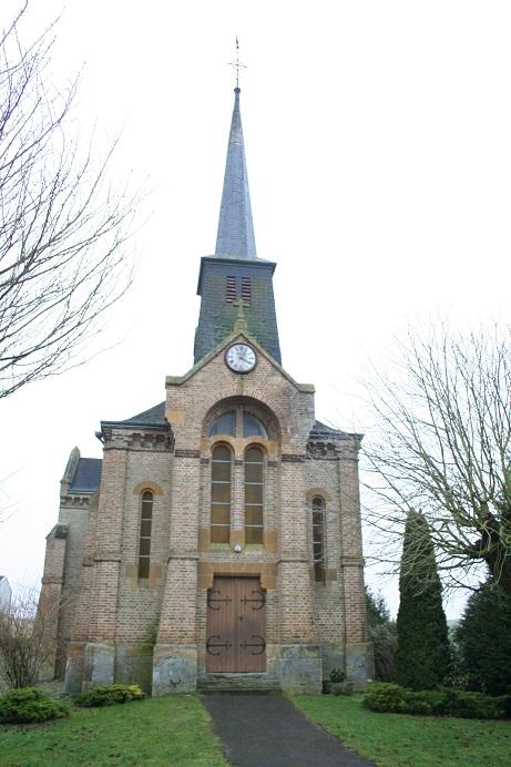 Mont-Saint-Remy église