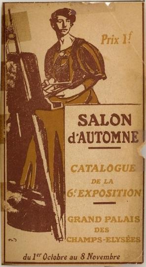 salon d\\\'automne 1908
