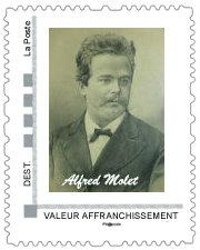 alfred molet timbre postal 01.JPG