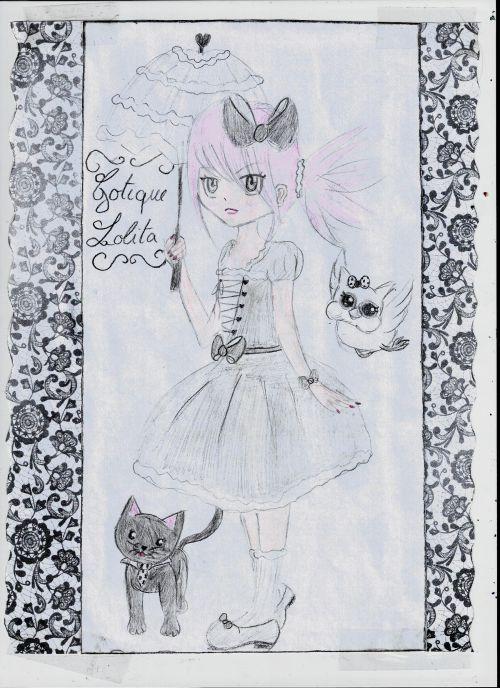 La Gothique Lolita
