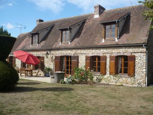 Gite de Brouvilliers près de Chartres