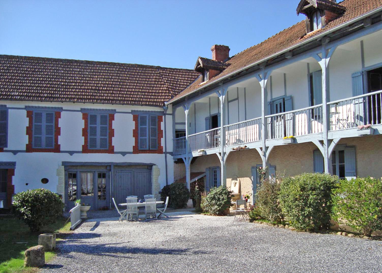 Chambres d'hôtes Gers, à Laas