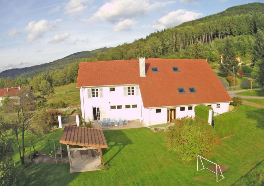 Grand gite Hautes Vosges