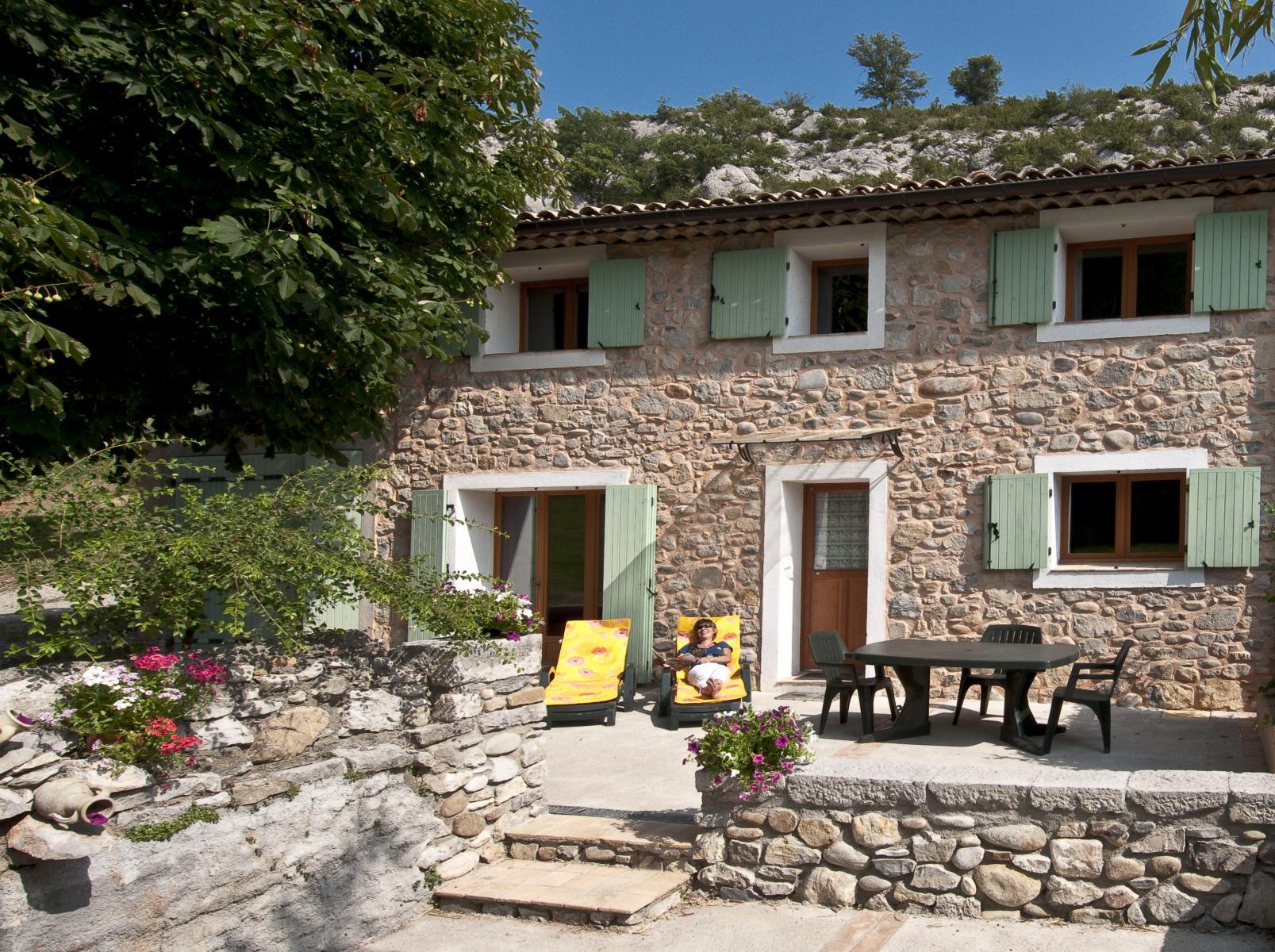 Location gite Haute Provence