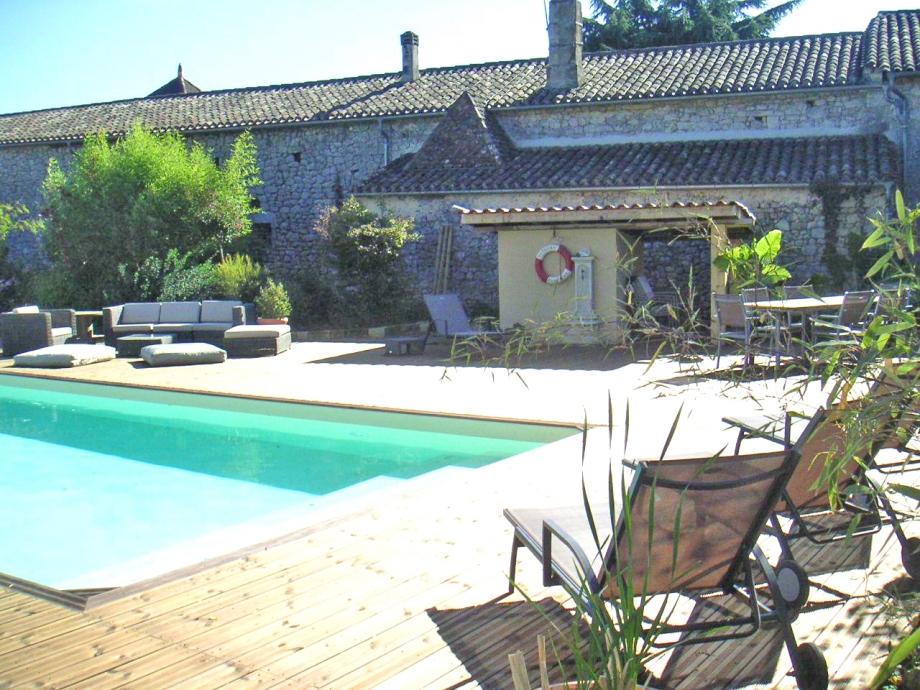 location gite en Gironde