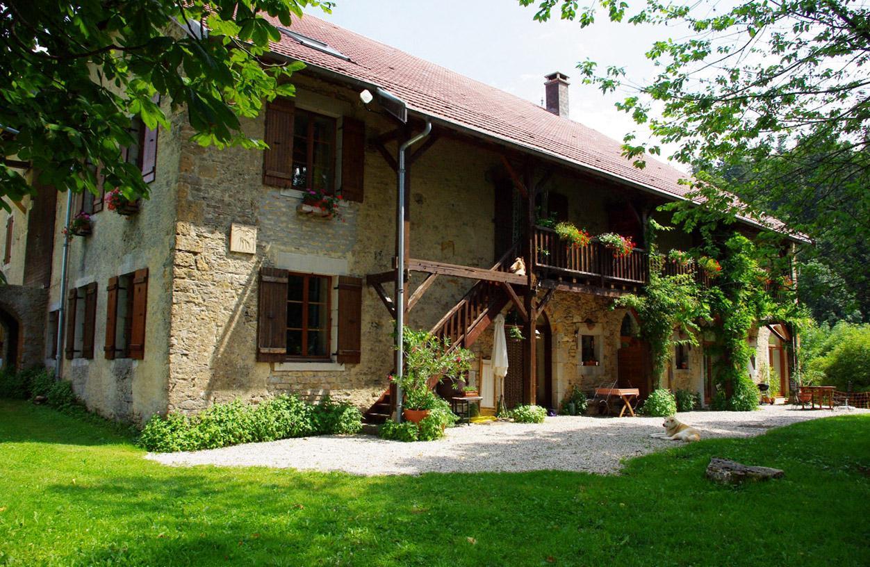 Location gite Jura