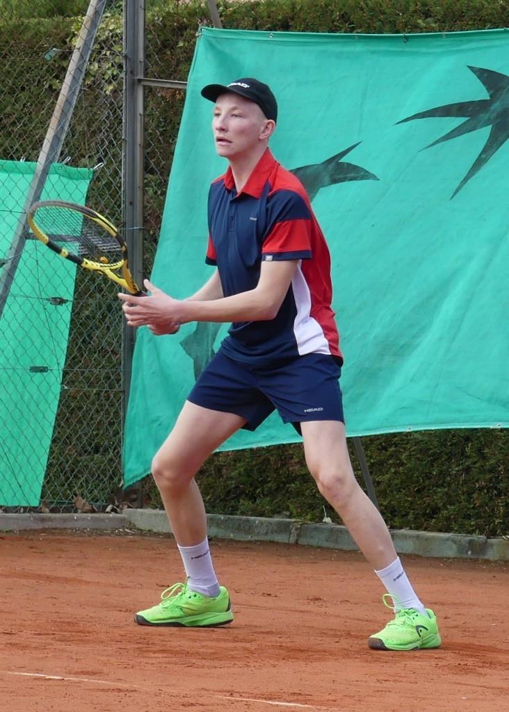 Laumon Jérémy vainqueur 17 18 ans