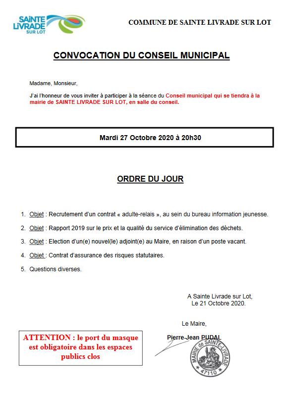 Screenshot_2020-10-31 COMMUNE DE SAINTE LIVRADE SUR LOT - ODJ CM du 27 OCT 2020 pdf