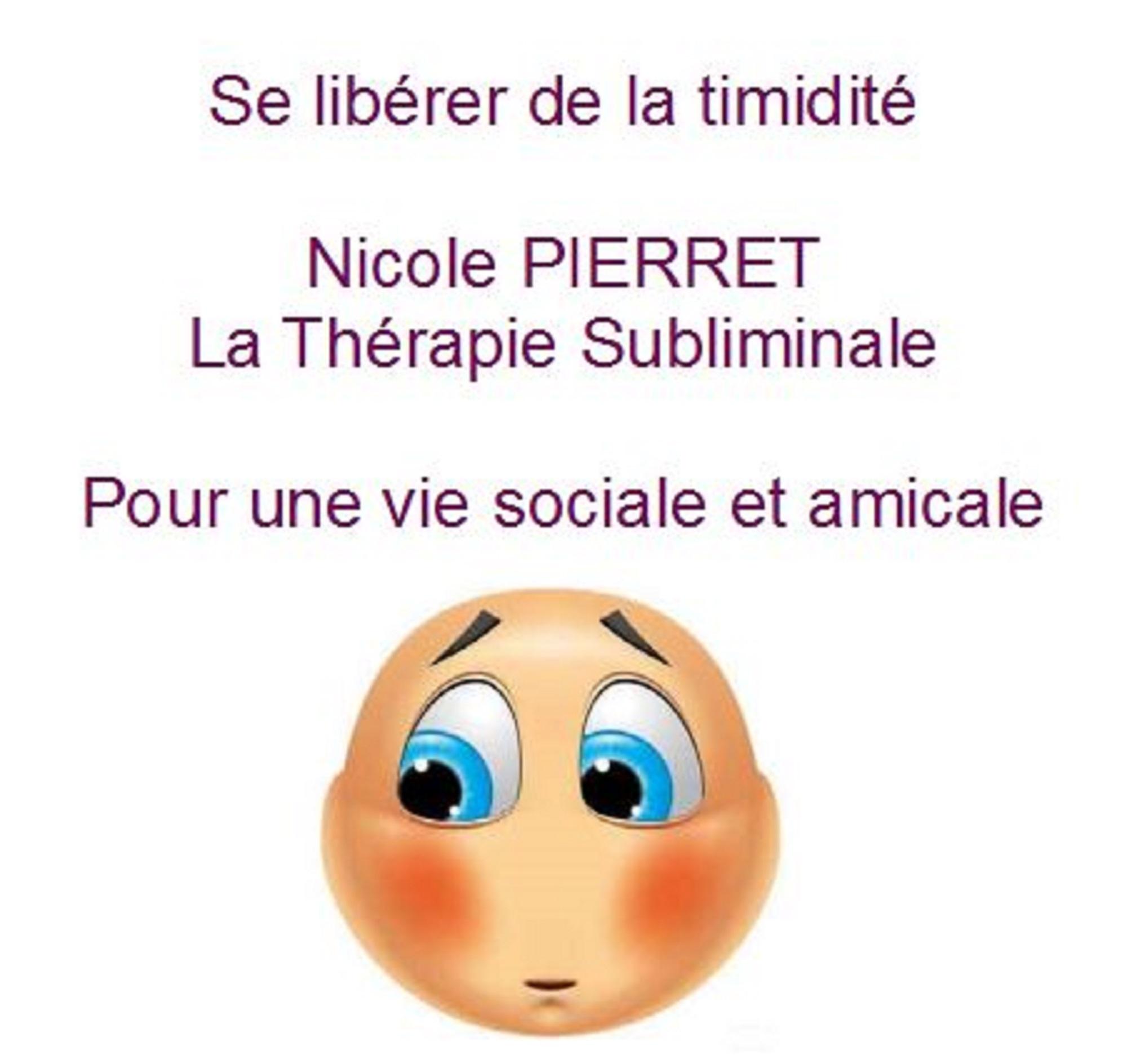 se libérer de la timidité la thérapie subliminale nicole pierret.JPG