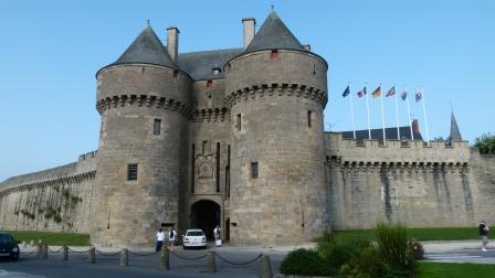 10 Porte Saint Michel de la cité Médiévale de Guérande.JPG