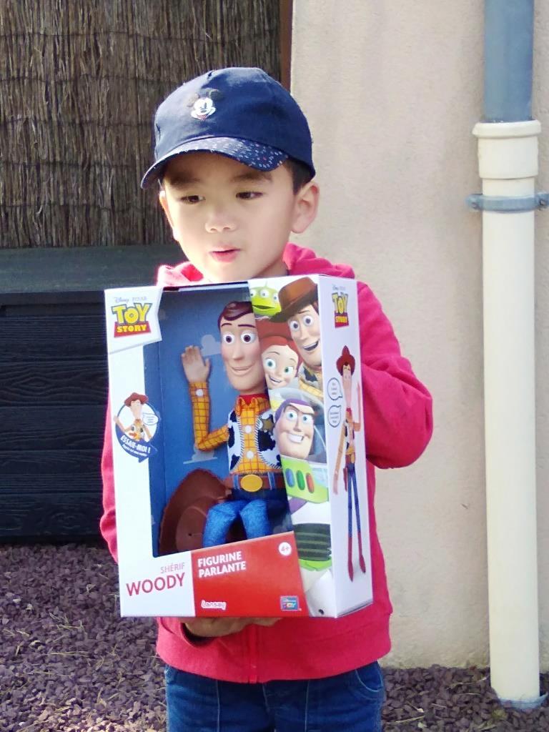 Enfin, mon ami Woody !!