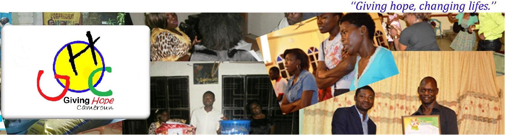 GIVING HOPE Cameroun