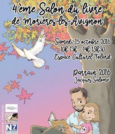 Salob du livre de Morière les Avignon 15 octobre.jpg