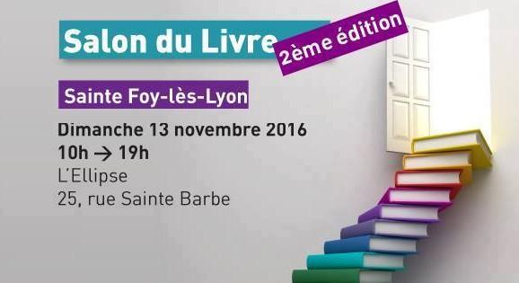 Salon du livre Sainte Foy les Lyon 13 novembre2016.jpg