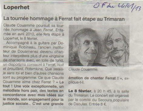 Article Ouest France janv 2013.jpg