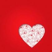 Coeur_rouge : valentine s jour rouge coeur Banque d'images