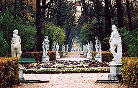 Image illustrative de l'article Jardin d'été (Saint-Pétersbourg)