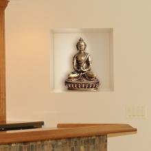 Sticker Statue de Bouddha