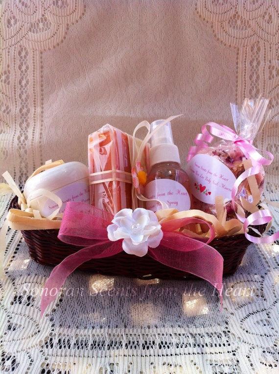 Victorian Rose Bain et beauté Gift Set