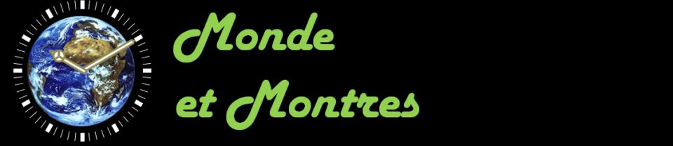 Monde et Montres...
