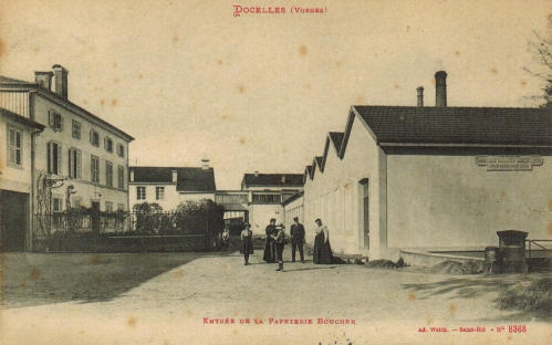 Docelles Entree Papeterie Boucher A 15-07-1910.jpg