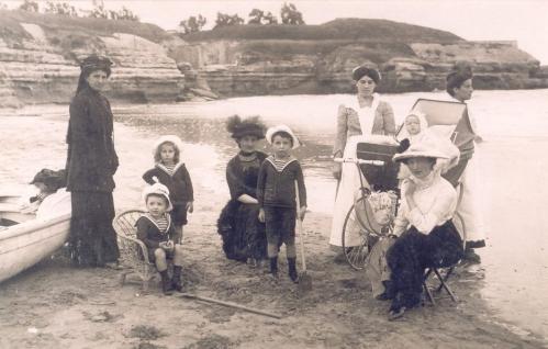 1913 Photo Royan rogne.jpg