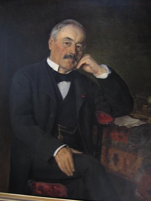1892 Théodore Boucher Portrait exécuté par BRISPOT en 1892 à la demande d'Henry Boucher Coll Renaud Seynave.jpg