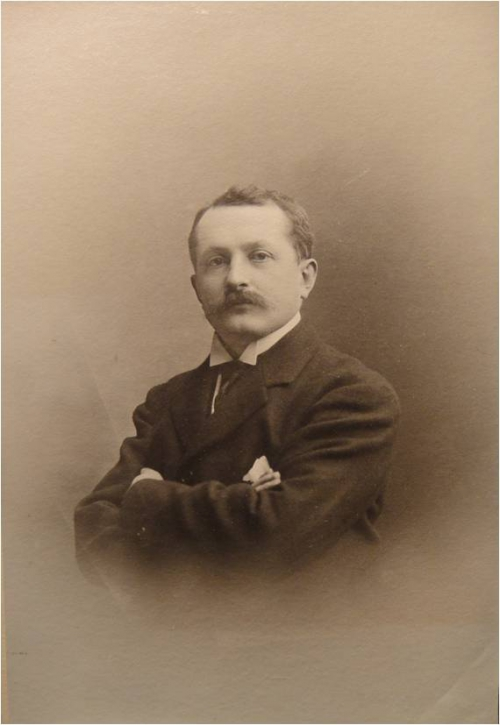 1910 Paul Cuny.jpg