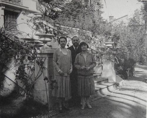 1929 Mars Cannes Marie Paul Cuny Henri Cuny et Marie-ThereseDSC04855 ROGNE.jpg