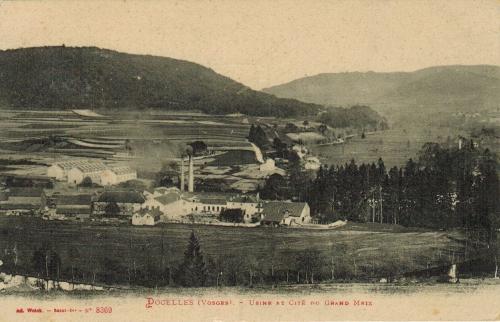 Docelles Usine Grand Meix Carte ecrite 1915 A Bartko Reher.jpg