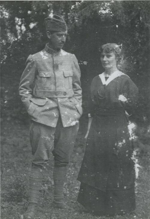 Henri et Madeleine Fauconnier octobre 1915  img015 CADRE.jpg