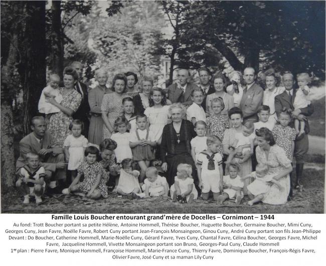 1944 Celina et ses arriere-petits-enfants + legende jpeg.jpg