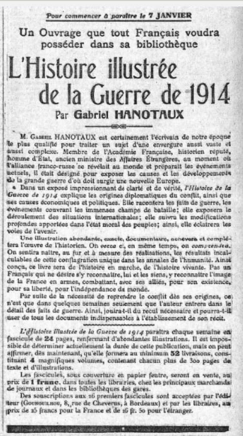 Hanotaux Pub EDP 02-01-1915 Capture.PNG