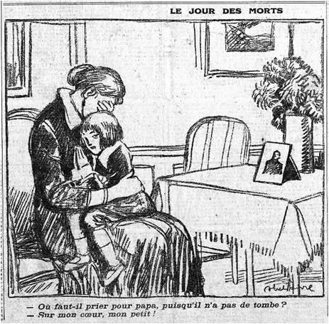 118e semaine EDP 31-12-1916 Jour des morts.jpg