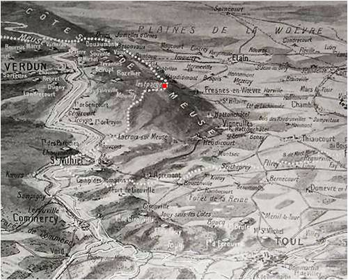Farret9 image 4 Carte Cotes de Meuse-Les Eparges.jpg