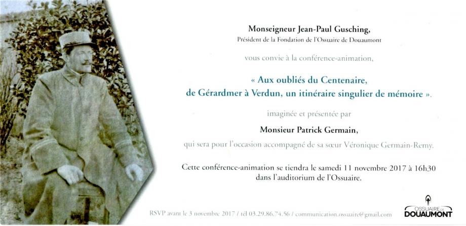 Invitation à la conférence-animation du 11 Nov.2017 RECTO.jpg