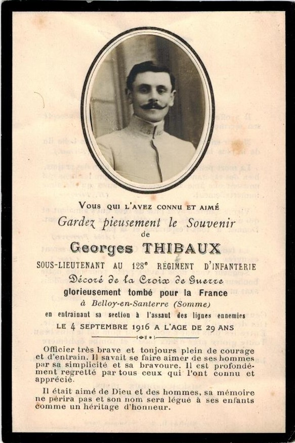 Thibaux Georges Image mortuaire  Recto.jpg